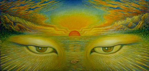 2d34a809b372e Eyes of the World Painting